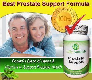prostate supplement