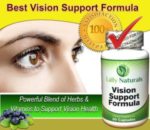 eye care vitamins