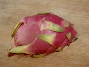 dragon fruit nutrition